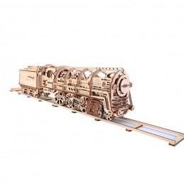 Locomotive Puzzle 3D bois UGEARS