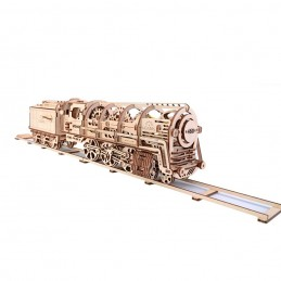 Locomotive Puzzle 3D wood UGEARS