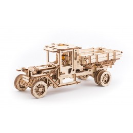 Truck tipper UGM-11 Puzzle 3D wood UGEARS