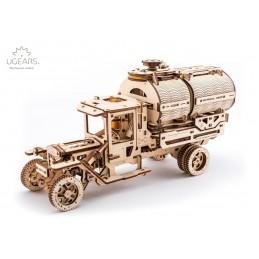 Camion Citerne Puzzle 3D bois UGEARS