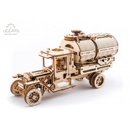 Truck tank Puzzle 3D wood UGEARS