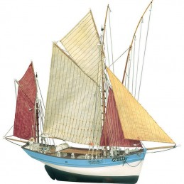 Ship to build Marie Jeanne 580 1/50 Billing Boats