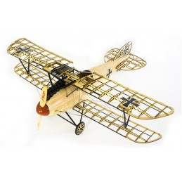 Albatros D.III 1/15 laser cutting wood, static model DW Hobby