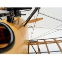Albatros D.III 1/15 découpe laser bois, modèle statique DW Hobby