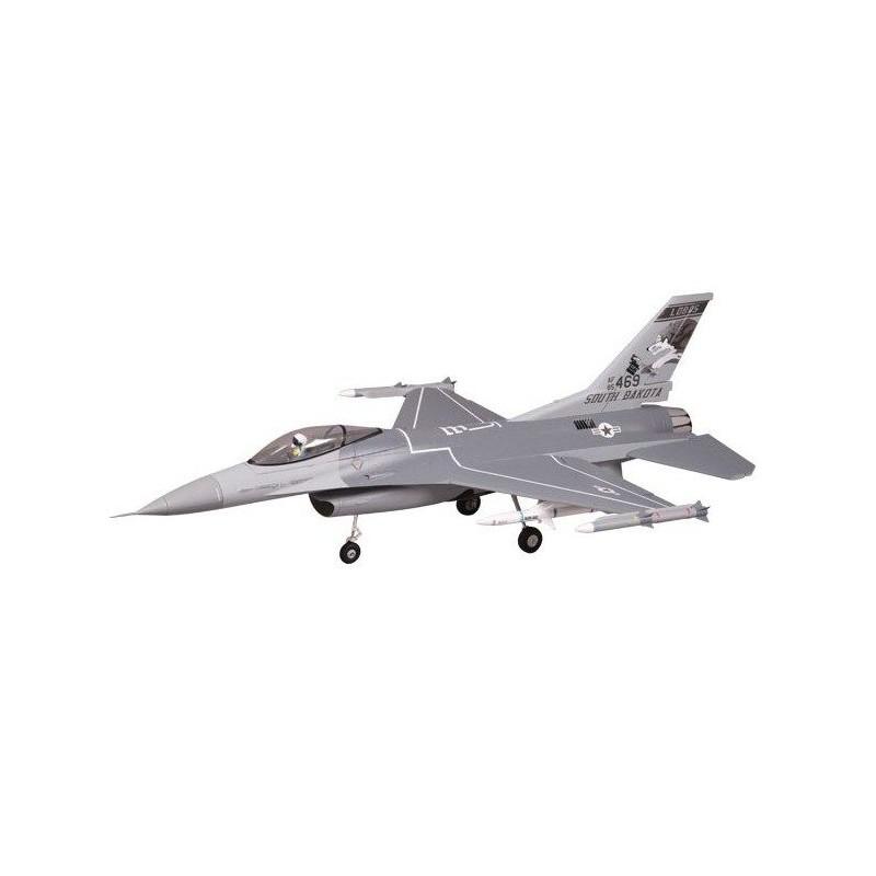 Jet F-16C 70mm EDF PNP FMS