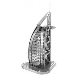 Tour Burj Al Arab (Dubaï) - kit en métal 3D à monter