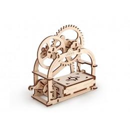 Boîte mécanique 3D bois UGEARS