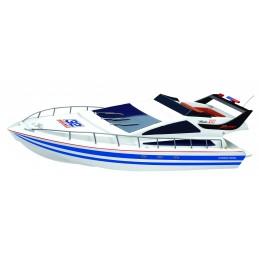 Atlantic Boat blue 2.4 GHz RTR Siva