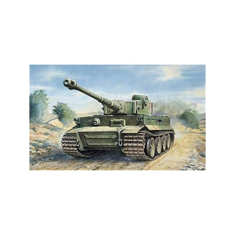 Tank Tiger I Ausf E/H1 1/35 Italeri