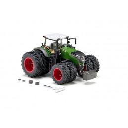Tracteur Fendt 1050 Vario roue jumelées 1/32 Wiking