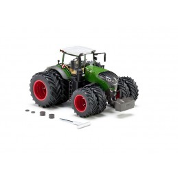 Tractor Fendt 1050 Vario twin wheel 1/32 Wiking