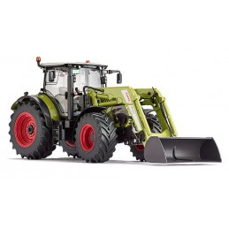 Tracteur CLAAS Arion 650 avec chargeur 1/32 Wiking