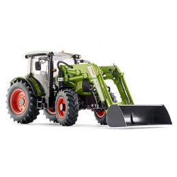 Tracteur CLAAS Arion 430 avec chargeur FL120 1/32 Wiking