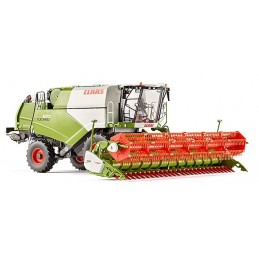 Combine CLAAS Tucano 570 with cutting cé1/32 Wiking
