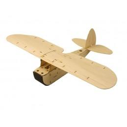 ZYO - 6 kit balsa glider flies free DW Hobby