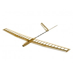 Glider UZI 1400 mm balsa DW Hobby kit