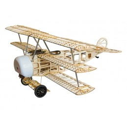 Fokker DR. I 770 mm S17 balsa DW Hobby Kit