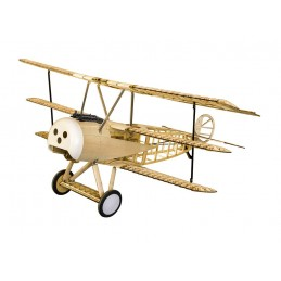 Fokker DR.I 1.54m S18 Kit balsa DW Hobby