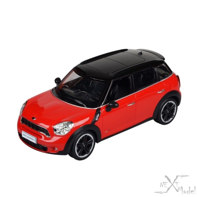 mini countryman cooper s rouge 1 14 siva 50050. Black Bedroom Furniture Sets. Home Design Ideas