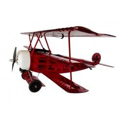 Fokker DR.I 770mm S17 Kit balsa ARF DW Hobby