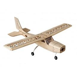 Cessna 150 1000mm S16 Kit balsa DW Hobby