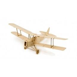 Tiger Moth Biplan 400mm découpe laser balsa