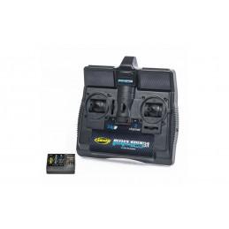 Radio voiture Reflex Stick 3.1 pro 2.4Ghz Carson