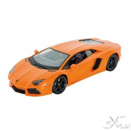 Lamborghini Aventador LP 700-4 orange 1/14 Siva