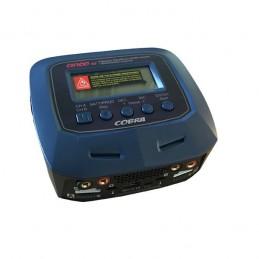 CH100V2 charger 12V/220V DUO 2x100W Li - Po 1-6 S RC System