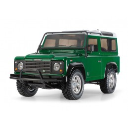 Land Rover Defender 90 Kit Tamiya CC01