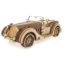 Roadster VM - 01 Puzzle 3D wood UGEARS