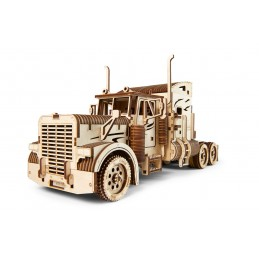 Truck Heavy Boy VM - 03 Puzzle 3D wood UGEARS