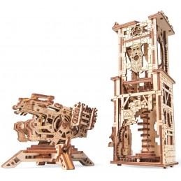 Tour à Arbalète Puzzle 3D bois UGEARS