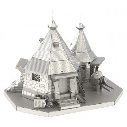 Hut of Hagrid Harry Potter Metal Earth