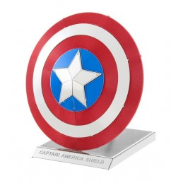 The Avengers Earth Metal Captain America shield