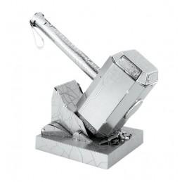 Avengers Earth Metal Mjolnir Thor's hammer