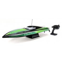 Sonicwake 36 '' green Brushless RTR Proboat