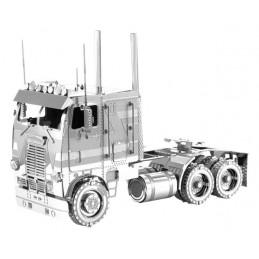 Camion routier, nez plat Metal Earth