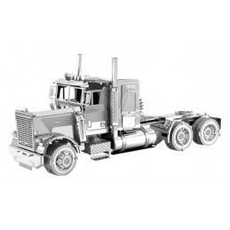 Camion routier américain, nez long Metal Earth