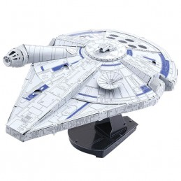 Iconx Lando Star Wars Metal Earth Millenium Falcon