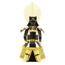Japanese (Toyotomi) Metal Earth armor