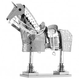Armure de Cheval Metal Earth