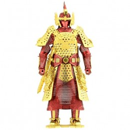Chinese (Ming) Metal Earth armor