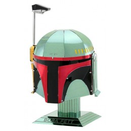 Boba Fett Star Wars Metal Earth helmet