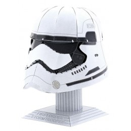 Star Wars Metal Earth Stormtrooper helmet