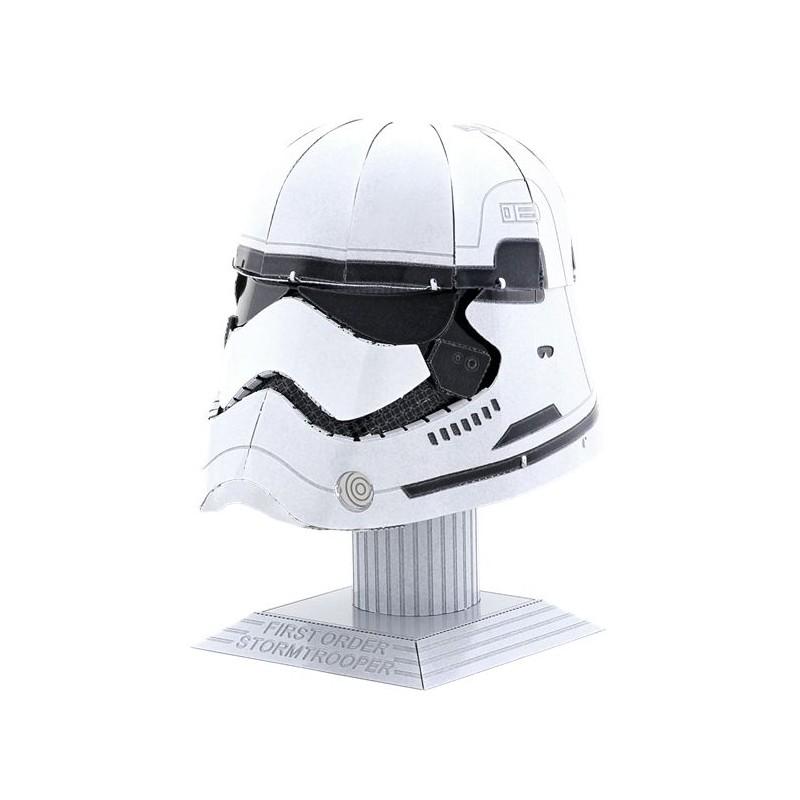 Star Wars Metal Earth Stormtrooper helmet