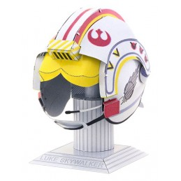 Helmet Luke Skywalker Star Wars Metal Earth