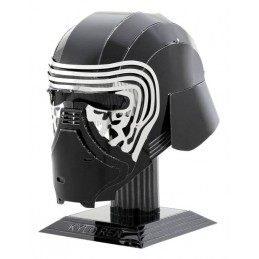 Helmet Star Wars Metal Earth Ren Kylo