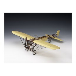 Blériot XI aircraft wooden kit 1/10 Amati