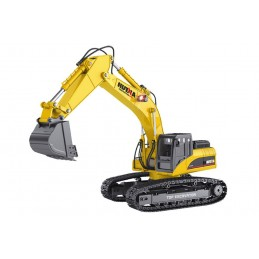 Backhoe full metal 32CH V2 1/14 RC 2.4 GHz - HuiNa
